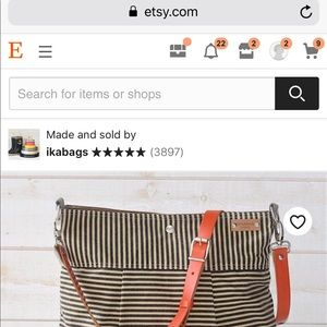 Ikabags Paris / Featured on Martha Stewart